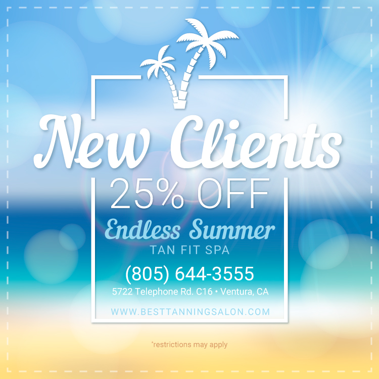 Endless Summer New Client Promotion